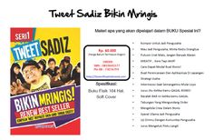Tweet Sadiz Biikin Meringis 3