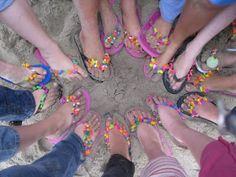 Retreat on the beach idea??? FUN!