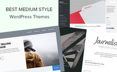 Are you looking for the best Medium style WordPress themes for your website. Take a look at our pick of the best Medium-style WordPress themes.