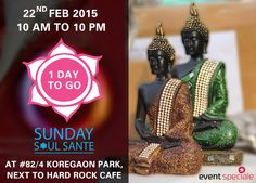 One day to go. #Weekend retreats. #SSS