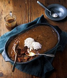 Ultimate Sticky Toffee Pudding