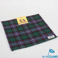 Galbraith Modern Tartan Handkerchief