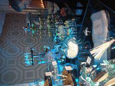 Dessert table #wedding #dessert #bellachristie