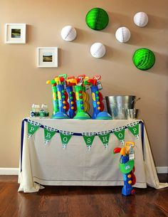 Golf Birthday Party Ideas   Photo 9 of 26   Catch My Party