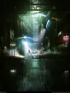 The Dark Passenger by Tamas Medve | 3D | CGSociety