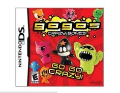 Gogo's Crazy Bones Nintendo DS Brand New Still Sealed Mint In Box Video Games