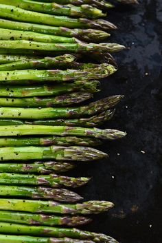 Asparagus. Loaded with vitamins and loads of minerals. #ahealthyfoodie