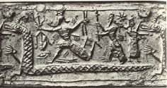Scholars contend that there is no relationship ancient mythology yet a wide range of commonalities, including the vajra are found in ancient cultures. Ancient Mesopotamia, Ancient Civilizations, Ancient Aliens, Ancient History, Ancient Art, Ancient Symbols, Ancient Egypt, Cosmos, Sky People