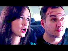 Comedian Jason Horton Demonstrates Seven Types of People One Encounters on an Airplane