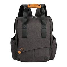 ALLCAMP diaper bag Large capacity with changing pad (blac... https://www.amazon.com/dp/B01LC3MS0S/ref=cm_sw_r_pi_dp_x_yCJMybYK34VTC