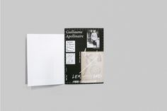 queue Identity&book on Behance