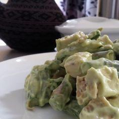 Grøn kyllingesalat – It Makes Sense