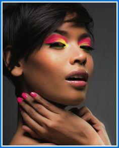 makeup for black women | Eye Makeup Tips For Black Women
