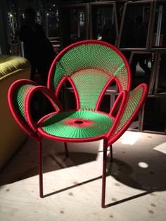 Moroso Banjooli chair by Sebastian Herkner