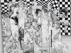 All the King's Horses, Ralph Steadman