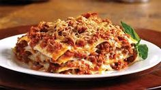 sicilian ti,ballo recipes - Google Search Lasagna Recipe With Ricotta, Classic Lasagna Recipe, Lasagne Recipes, Italian Dishes, Italian Recipes, Italian Sausage Lasagna, Oven Ready Lasagna, Italian Food Restaurant, Food Dinners
