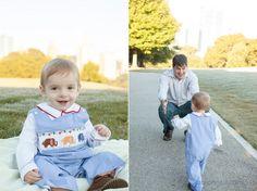 Atlanta Family Photographer | Piedmont Park | ABJ Photography | Family Photography