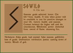 Elder Futhark Rune Meanings, Rune Symbols, Elder Futhark Runes, Magic Symbols, Symbols And Meanings, Spiritual Symbols, Viking Symbols, Norse Runes, Viking Runes