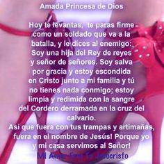 Amada princesa de Dios