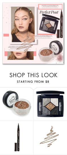 """Untitled #637"" by cherry360 ❤ liked on Polyvore featuring beauty, Christian Dior, Smith & Cult and Anastasia Beverly Hills"