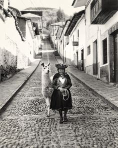 Cuzco - I would love to see an actual llama in Peru. Seeing one in Cuzco would be icing on the cake!