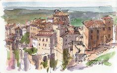 Cuenca. San Pedro