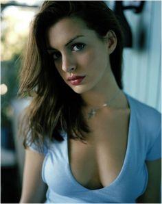 Anne Hathaway. Babe