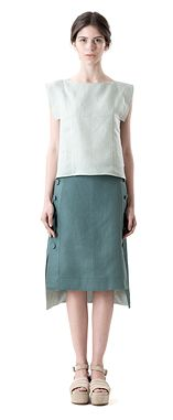 LookBook SS 12 13 Slow Fashion, Midi Skirt, Ss, Skirts, How To Make, Clothes, Midi Skirts, Skirt Outfits, Skirt