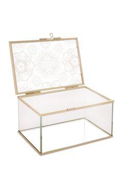 Primark - Glass Jewellery Box