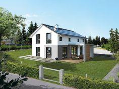 Terrassenüberdachung Beton