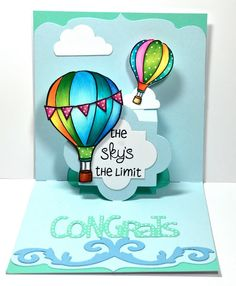 Funky Label Pop 'n Cuts Insert and matching Framelits. Lovin The Life I Color: Playing with Lawn Fawn Stamps and New Sizzix/Karen Burniston dies!!