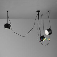 Aim Multi-Light Pendant for Flos Lighting PL364-3
