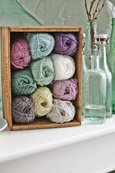 Vibeke Design #yarn