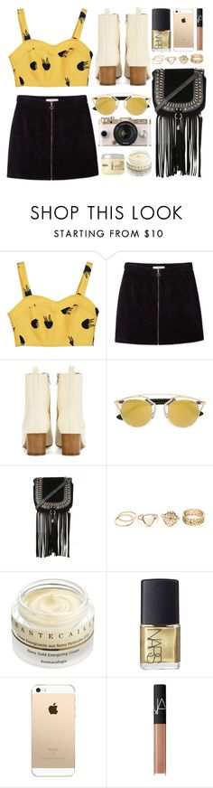 """""""Exit Festival"""" by monmondefou ❤ liked on Polyvore featuring MANGO, Isabel Marant, Christian Dior, Urban Outfitters, Chantecaille, NARS Cosmetics and L'Oréal Paris"""