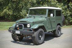 Auction Block: Icon 1970 Toyota Land Cruiser FJ40 | HiConsumption