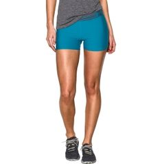 Under Armour Women's HeatGear Armour 3'' Compression Shorts - Dick's Sporting Goods