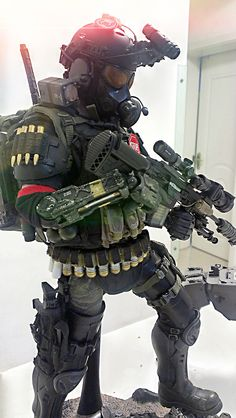 Military Armor, Military Gear, Military Equipment, Military Units, Futuristic Armour, Futuristic Art, Armor Concept, Weapon Concept Art, Airsoft