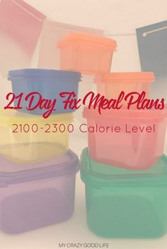 The 21 Day Fix meal plan for 2100 to 2300 calories can be difficult to arrange. - The 21 Day Fix meal plan for 2100 to 2300 calories can be difficult to arrange. Don't waste your - 2 Week Diet Plan, 21 Day Fix Diet, 21 Day Fix Meal Plan, Loose Weight Meal Plan, How To Lose Weight Fast, Ketogenic Diet Meal Plan, Diet Meal Plans, Meal Prep, Food Prep
