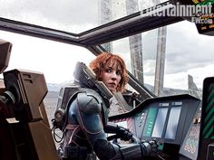Shaw from Prometheus in what presumably is the RT01