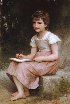 Artista William - Adolphe Bouguereau.