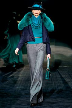I cant believe I love this, but I totally do! Fashion you see on the streets! Thank you Gucci <3