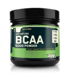 Amazon.com: Optimum Nutrition Instantized BCAA 5000mg Powder, Unflavored, 336g: Health & Personal Care