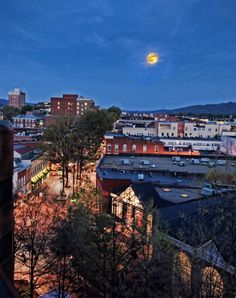 Charlottesville VA - Lived here for a few years - this is where George did his recruiting duty tour while in the Navy. A beautiful place to live/visit. The mountain views were breathtaking....