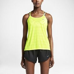 Nike Dri-FIT Cool Strappy Women's Running Tank Top