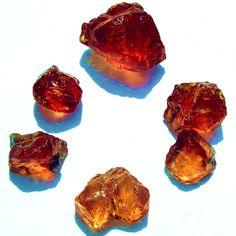 Garnet Spessartite Garnet, Gemstones, Food, Granada, Gems, Essen, Jewels, Meals, Minerals