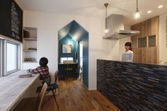 Image 4 of 17 from gallery of Hazukashi House / ALTS Design Office. Photograph by ALTS Design Office
