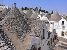 Design Squared: Yours Trulli, third in a series on Vernacular Architecture