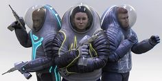 NASA�s Developing a Stylish New Spacesuit for Mars. Currently called the Z-2 prototype, it enables the astronaut to dock with the spaceship.