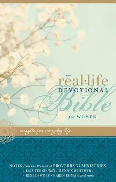 NIV Real-Life Devotional Bible for Women: Insights for Everyday Life By Lysa TerKeurst - Unveiled Wife Online Book Store