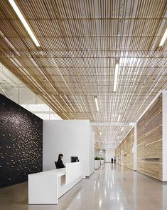 Newell Rubbermaid Design Center, em Kalamazoo, Michigan, EUA. Projeto de Perkins + Will.